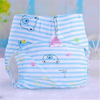 洗濯可能な赤ちゃんの布のおむつカバー防水漫画Bebe