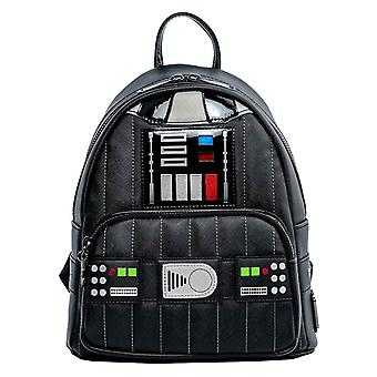 Loungefly Mini Backpack Darth Vader Light Up new Official Star Wars Black