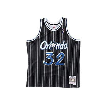 Mitchell & Ness NBA Baschet Tank Top Orlando Magic Shaquille O'Neal 1994 Swingman Jersey Black