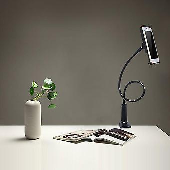 Fleksibel hals clip-on mobiltelefon holder stå & Tabletholder universel