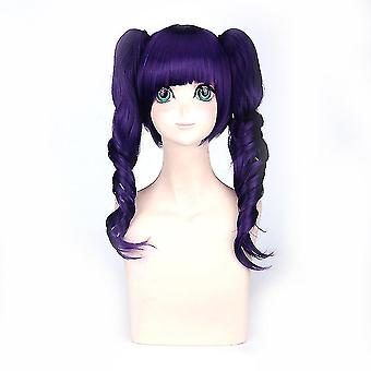 Bleach anime wigs katenkyoukotsu wig cap halloween gift