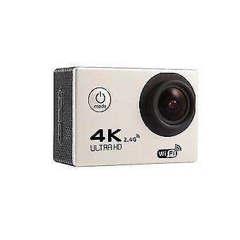 Ultra hd 4k akční kamera wifi 12mp 2.0 palec 30m jít vodotěsný pro 170d helma kolo video