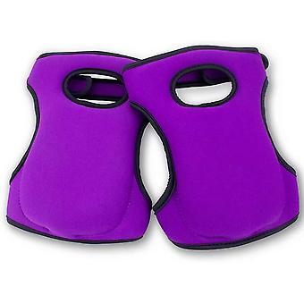 Gardening Knee Pads Garden Knee Pads Soft Super Comfortable Neoprene Cover Purple