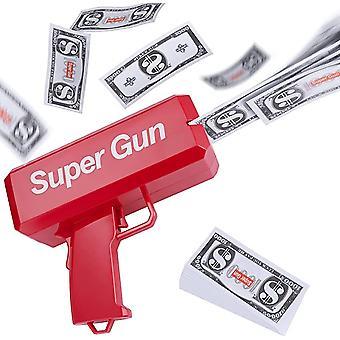 A Cash Rain Money Toy Gun