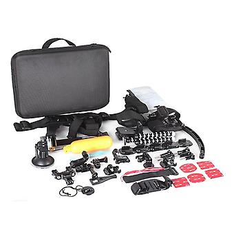 50pcs/set Practical Action Camera Accessories Protect Cover Mount Clip For Gopro