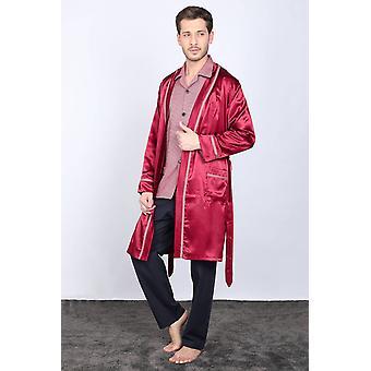 Pierre Cardin férfi szatén öltözködési készlet 5
