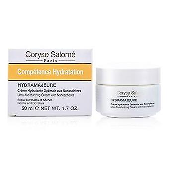Coryse Salome Competence Hydratation Ultra-moisturizing Cream With Nanospheres - Normal & Dry Skins - 50ml/1.7oz