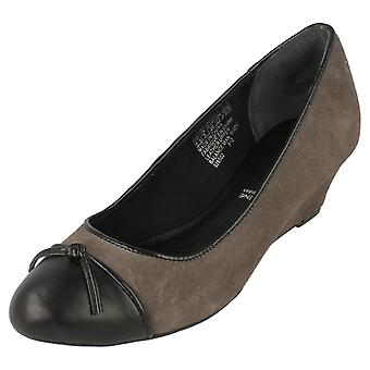 Womens Rockport Smart Casual Wedged Ballerina- Size 3
