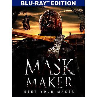 Mask Maker [Blu-Ray] USA import