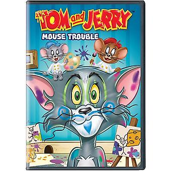 Tom & Jerry - Tom & Jerry: Mouse Trouble [DVD] USA import