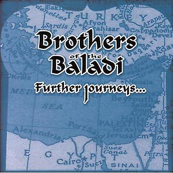 Borthers of the Baladi - Further Journeys [CD] USA import