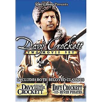 Importer des USA de Davy Crockett [DVD]