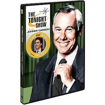 Tonight Show with Johnny Carson: Featured Guests [DVD] USA import