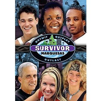 Survivor - Survivor 4: Marquesas [DVD] USA import