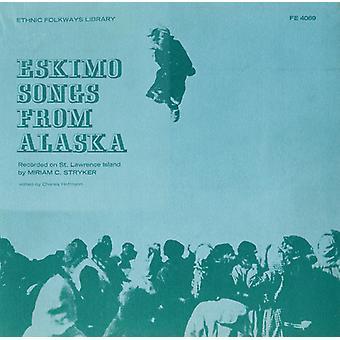 Eskimo Songs From Alaska - Eskimo Songs From Alaska [CD] USA import