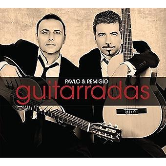 Pavlo & Remigio - Guitarradas [CD] USA import