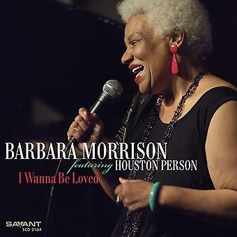 Barbara Morrison - je veux être aimé [CD] USA import