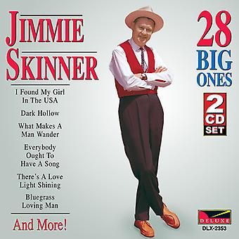 Jimmie Skinner - 28 Big Ones [CD] USA import