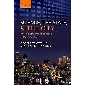 Science the State and the City by Geoffrey Owen