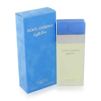 Dolce & Gabbana Hellblau Eau De Toilette 100ml Spray