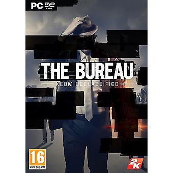 The Bureau XCOM Declassified PC DVD Game