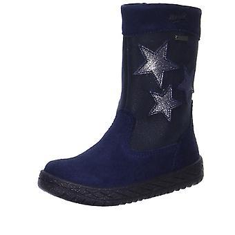 Les filles Superfit mercure 092-80 Gore-Tex bottes Ocean Blue