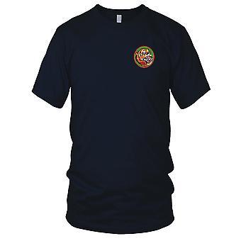 U.S. Navy VS-871 Anti ubådseskadren otte hundrede Seventy en broderet Patch - Herre T-shirt
