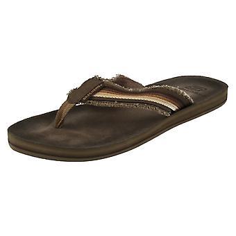 Mens Skechers Surf peigneuses orteil Post sandales Brisino 63015