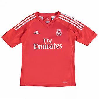 2017-2018 Real Madrid tricou Adidas away portarul (copii)