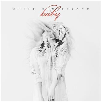 White Hinterland - Baby (Clear/White Haze Vinyl) [Vinyl] USA import