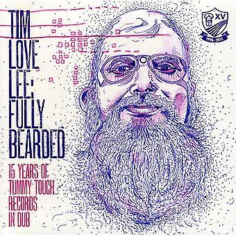 Tim Love Lee - Fully Bearded [CD] USA import