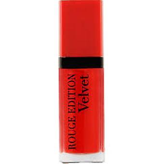 Bourjois Lip Rouge Edition Velvet Lipstick 7,7 ml - Olé Flamingo!