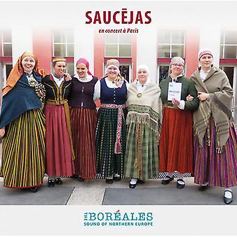 Saucejas - Boreales: Chants De Lettonie [CD] USA import