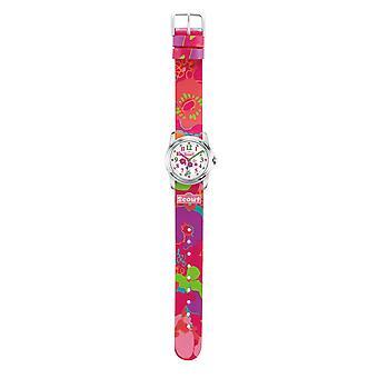 Scout gyerekek Nézd learning Watch édességek lány Nézd virág 280301026