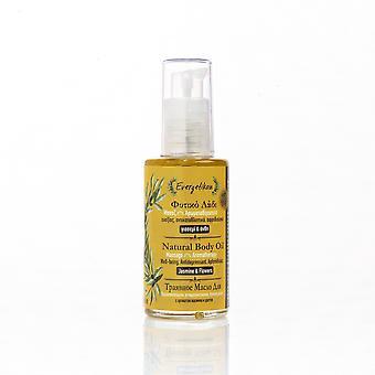 Natural massage oil and aromatherapy Jasmine 60ml