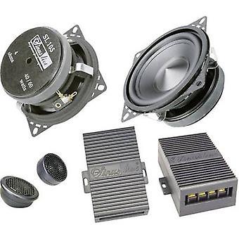 Sinuslive SL-105 2 way flush mount speaker set 100 W Content: 1 Set