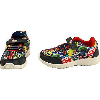 Boys HQ4712 Blaze and Monster Machines Trainers Shoes Size 8 Infant-12.5 Kids