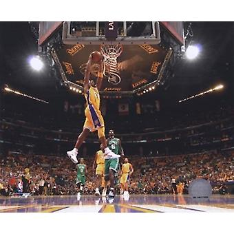 Kobe Bryant Game One of the 2009-10 NBA Finals (#2) Sports Photo (10 x 8)
