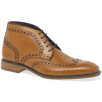 Loake Errington Mens leren laarzen