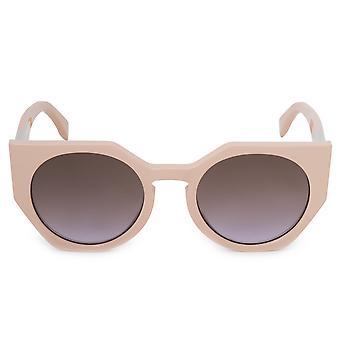 Fendi Cat Eye Sunglasses FF0151S 35J QR 51