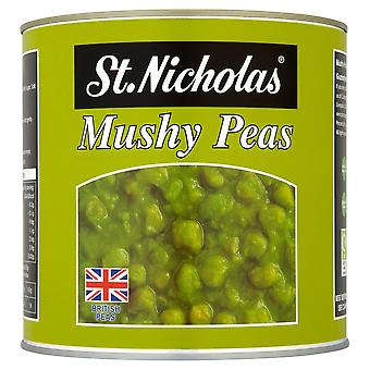 聖ニコラス ケータリングどろどろエンドウ豆