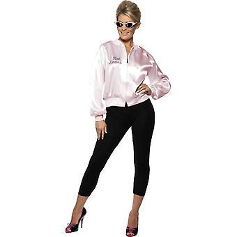 Pink Lady jasje, voor vet, UK jurk 20-22