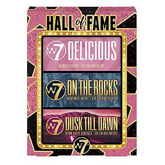 W7 Hall of Fame oogschaduw Gift Box