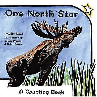 Jeden - liczenie książkę Phyllis Root - gwiazda północy Beckie Prange - zakład