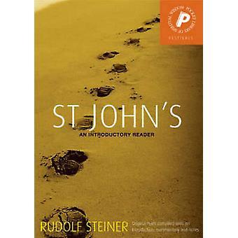 St John's - An Introductory Reader by Rudolf Steiner - M. Barton - 978