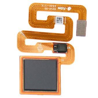 Fingerprint sensor voor Xiaomi Redmi 4 X zwart Home knop sleutel reparatie vervangende onderdelen