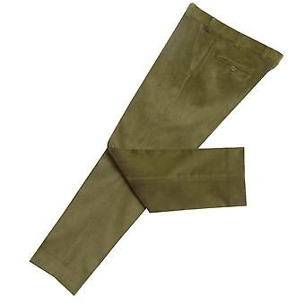 MAGEE Trousers NIPNA17P39 Olive