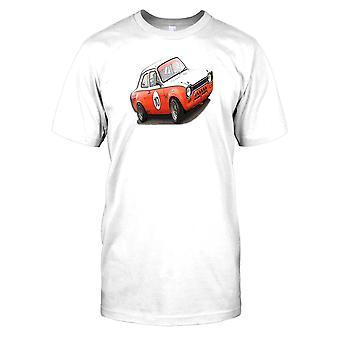 Ford Escort Rally car - clásico coche deportivo niños T Shirt