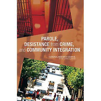 Bewährung - Ablassen von Kriminalität- und Integration in die Gemeinschaft durch Committ
