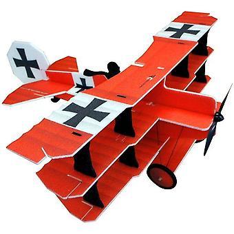 Crack Fokker Dr.1 Dreidecker, Red baron